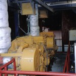 Generator besturing